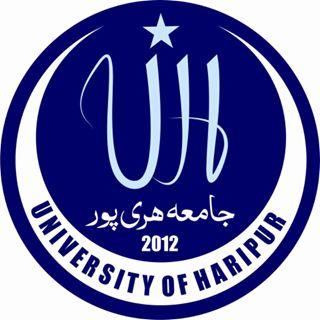 Haripur University Admission 2018