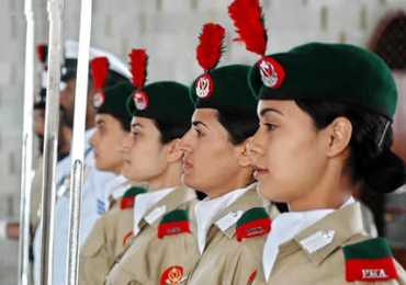How To Join Pak Army After Intermediate For Female 2018