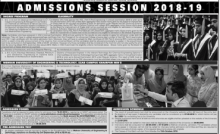 SSUET Karachi Admission 2019 Form Test Date