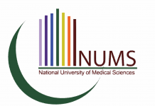 NUMS Merit List 2018 For MBBS, BDS 1st, 2nd, 3rd Online