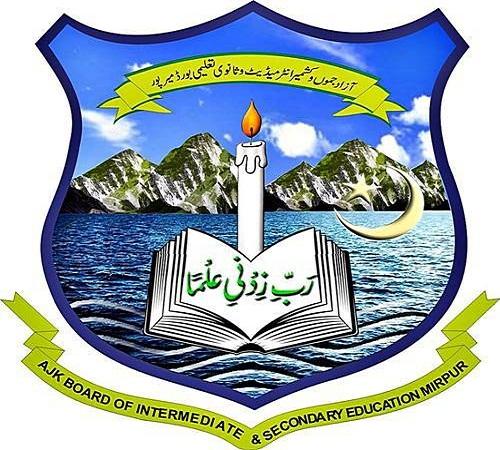 AJK Mirpur Board 11th Class Result 2017 FA, FSC, ICOM, ICS