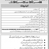Allama Iqbal College Of Physiotherapy DPT Admission 2017 Merit List