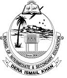 DI Khan Board Matric Supplementary Result 2018
