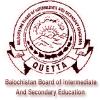 Balochistan Board 9th 10th Class Model Papers 2019