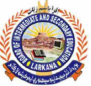 Larkana Board Matric 9th, 10th Class Model Papers 2019