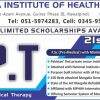 Margalla Institute Of Health Sciences DPT, Pharm D Admission 2018