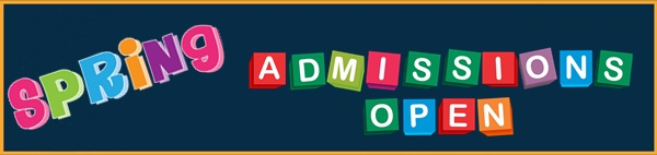 Spring Admissions
