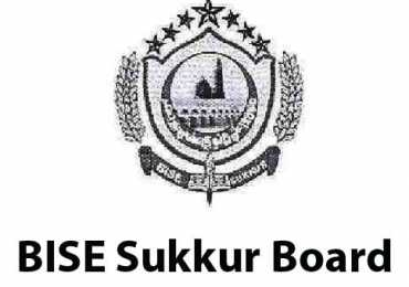 Sukkur Board Matric 9th, 10th Class Model Papers 2018