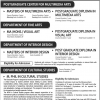 National College of Arts NCA Lahore Postgraduate Admissions 2018