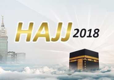 Private Hajj Package 2018 Pakistan