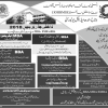 Jinnah Sindh Medical University BBA, MBA Admissions 2018