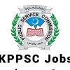 KPPSC Lecturer Test Schedule 2018 Written Test Date