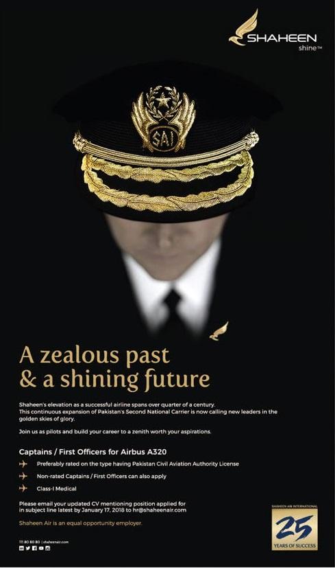 Air Pilot Jobs 2018 Captain, First Officer Application Form Online ...