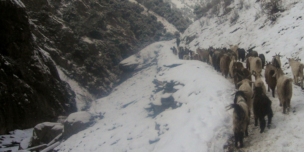 Top 10 Snowfall Places in Pakistan, 10