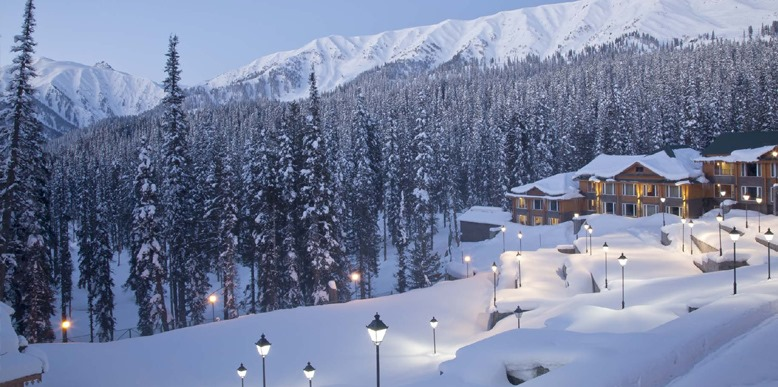 Top 10 Snowfall Places in Pakistan, 2