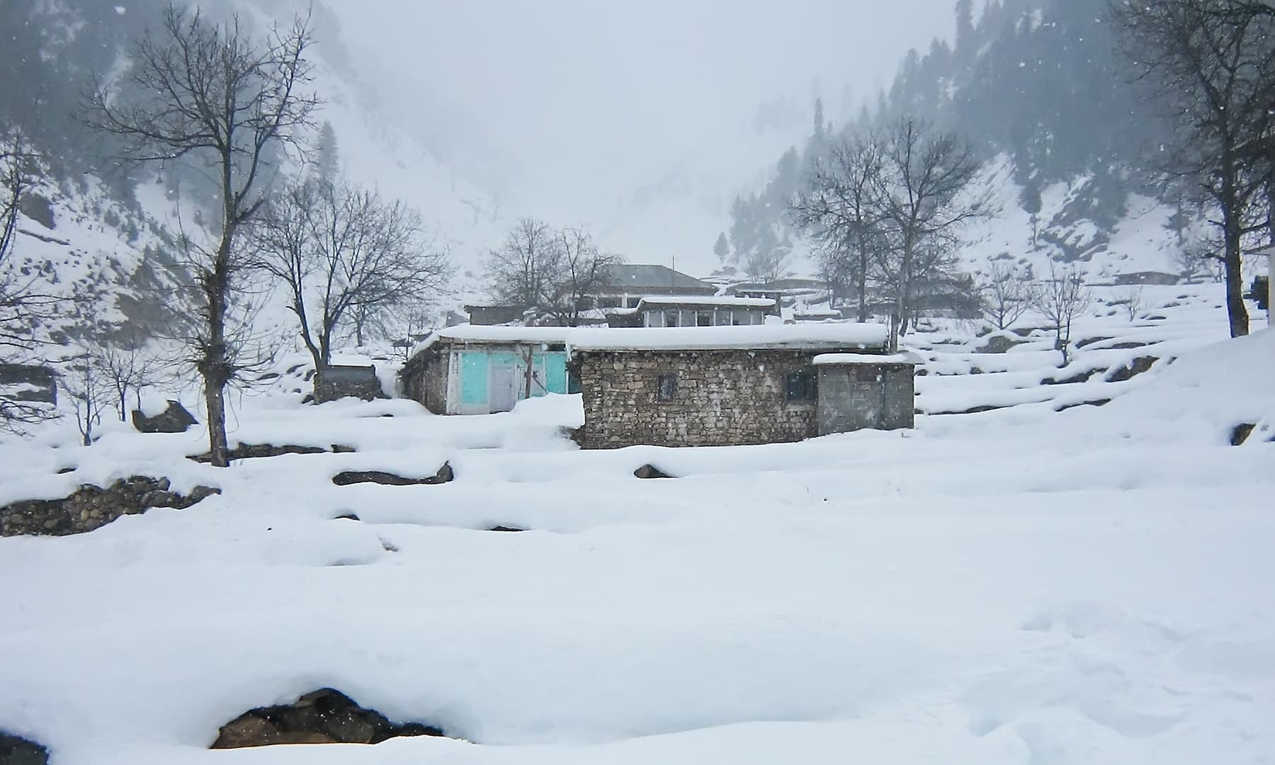 Top 10 Snowfall Places in Pakistan, 5