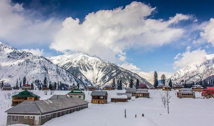 Top 10 Snowfall Places in Pakistan, 8