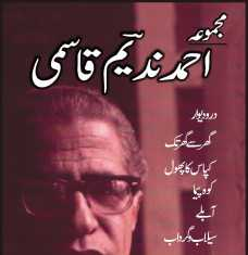Ahmad Nadeem Qasmi Books and Novel Names List