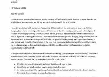 How To Write Cover Letter For Job Application In Pakistan