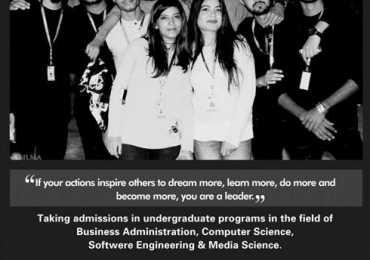 Ilma University Admission 2018 Apply Online