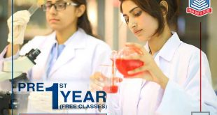 Punjab College Pre 1st Year Classes 2019 Admission Registration