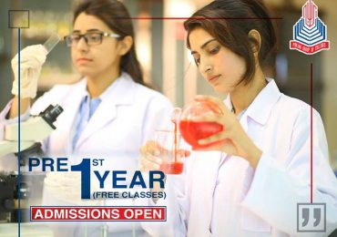 Punjab College Pre 1st Year Classes 2020 Admission Registration