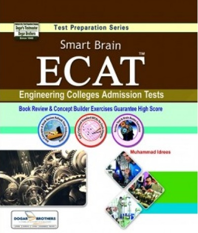 ECAT Preparation Books List Online Free PDF Download