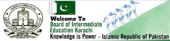 Karachi Board FA, FSC Date Sheet 2019 HSSC Part 1, 2