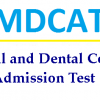 MDCAT Application Form 2018 Online Apply