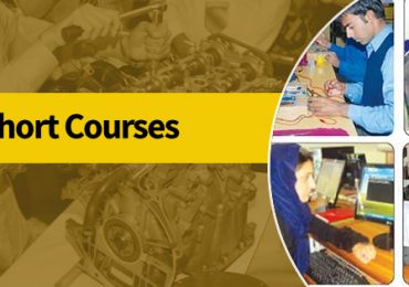 TEVTA Short Courses In Lahore 2019 Admission Form