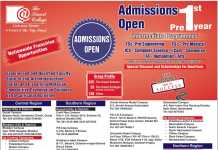 The Smart College Pre 1st Year Admission 2020 Form Fee Contact