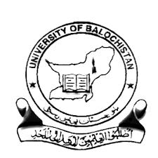 Balochistan University UOB BA BSc Date Sheet 2018