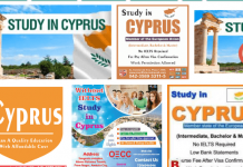Cyprus Study Visa For Pakistani Students