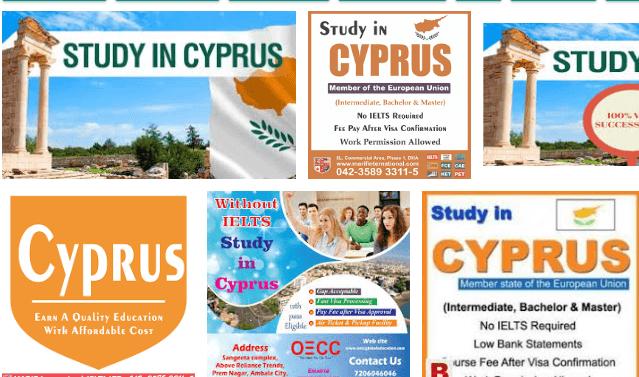 Cyprus Study Visa For Pakistani Students