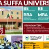DHA Suffa University Karachi Admission 2019