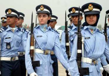 How To Join Pak Air Force For Females After Matric