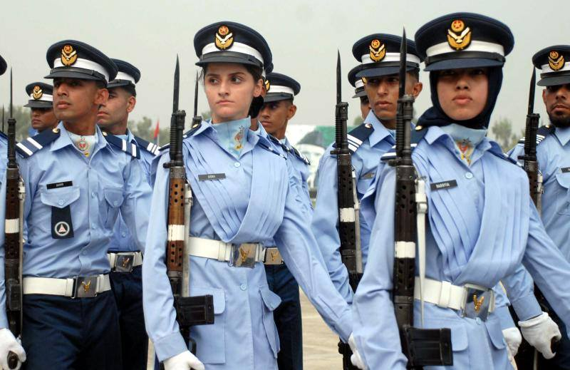 How To Join Pak Air Force For Females After Matric, Intermediate, And Graduation
