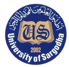 Sargodha University B.Ed Date Sheet 2020