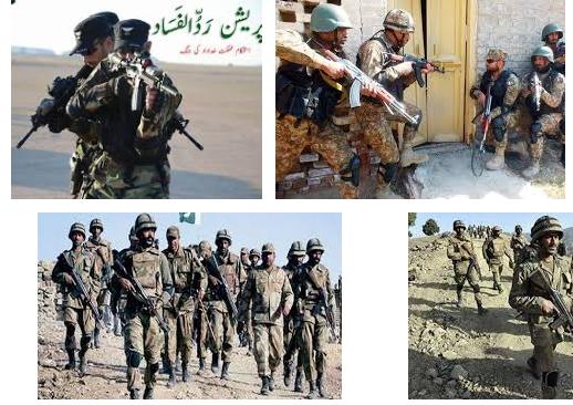 Operation Radd Ul Fasaad Essay In Pakistan