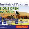 Textile Institute of Pakistan Karachi Spring Admission 2019
