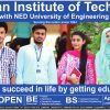 UIT Karachi Admission 2019 Fall Apply Online