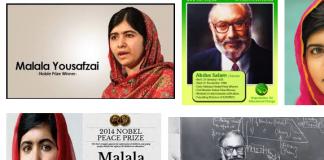 List Of Nobel Peace Prize Winners Of Pakistan