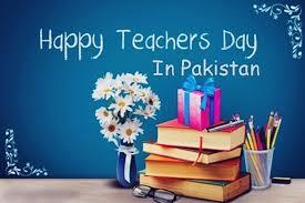 Teacher Day In Pakistan 2018