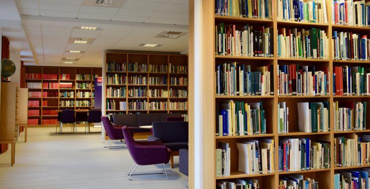 Top 5 Libraries In Pakistan