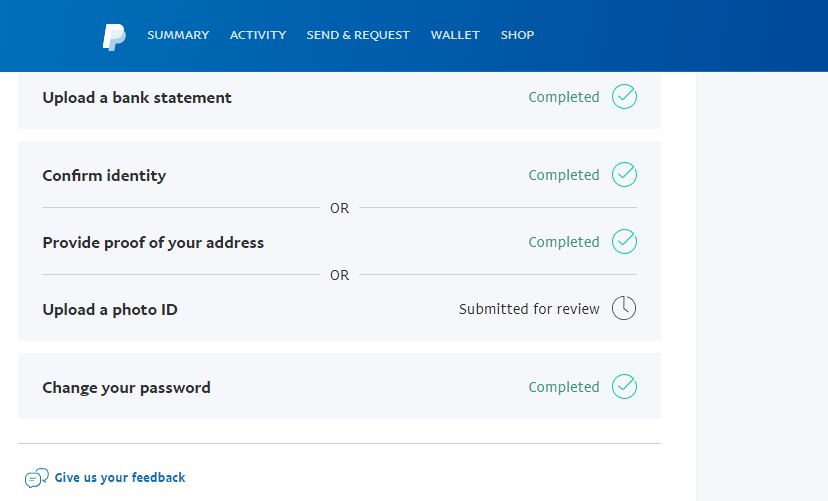 How To Make Paypal Account In Pakistan Limited Account