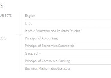 ICOM Subjects In Pakistan Part 1, Part 2