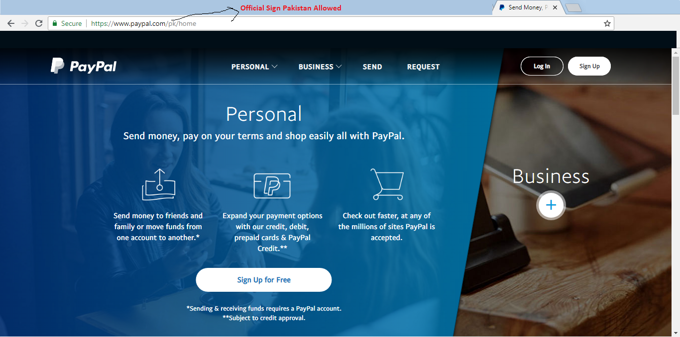 Paypal Pakistan officially allowed To Open