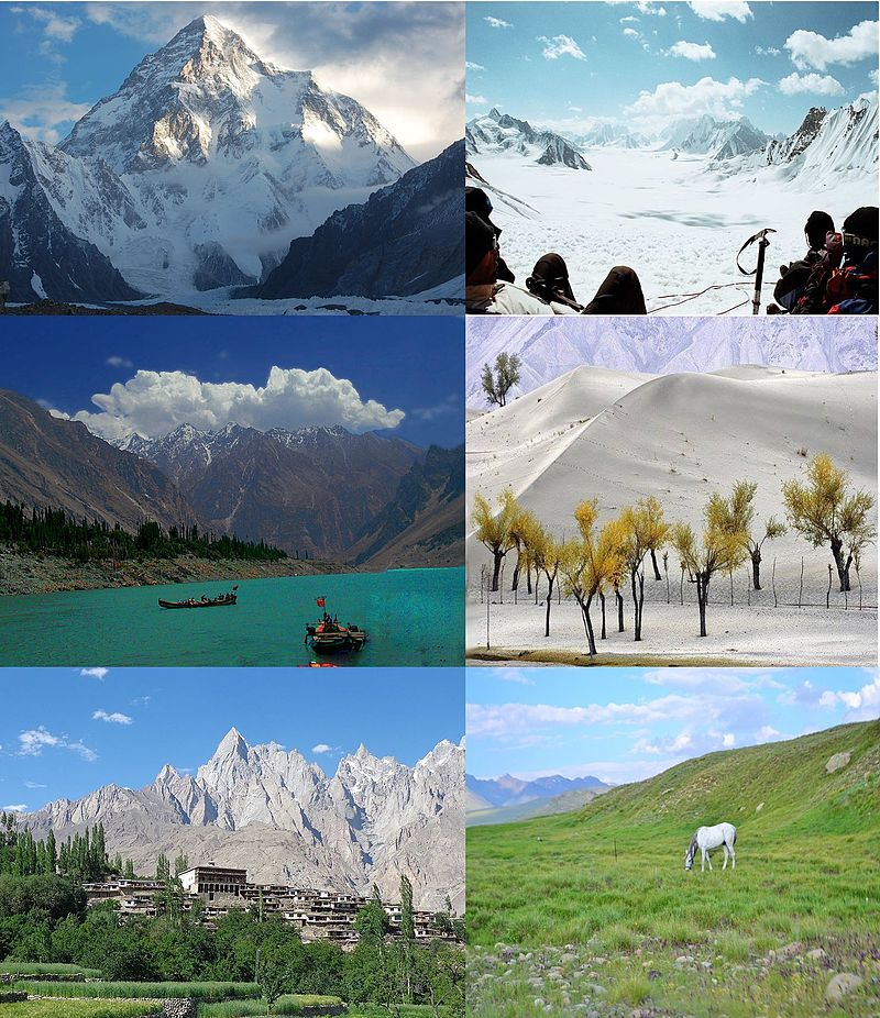Gilgit Baltistan Tourism Guide