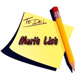 Punjab University Allied Health Sciences Merit List 2019