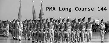 PMA Long Course 144 Registration 2019 joinpakarmy.gov.pk Advertisement